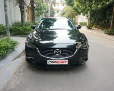 Cần bán xe Mazda 6 2.0 AT năm 2017, màu đen giá 880 triệu tại Hà Nội