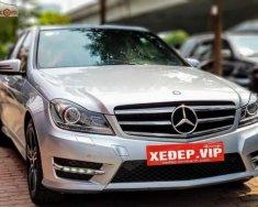 Bán Mercedes C200 Edition năm 2014, màu xanh Diamond giá 860 triệu tại Hà Nội