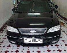 Cần bán xe Ford Mondeo sản xuất năm 2004, màu đen, nhập khẩu nguyên chiếc giá 205 triệu tại Bến Tre