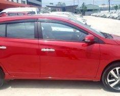 Bán xe Toyota Yaris năm 2018, màu đỏ, nhập khẩu, giá chỉ 650 triệu giá 650 triệu tại Tp.HCM
