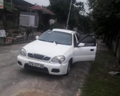 Cần bán gấp Daewoo Lanos LS sản xuất năm 2002, màu trắng giá 58 triệu tại Hà Tĩnh