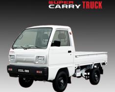 Bán Suzuki Super Carry Truck sản xuất năm 2018, màu trắng, xe nhập giá 249 triệu tại Bình Dương
