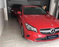 Cần bán Mercedes CLA200 2016, màu đỏ, xe nhập giá 1 tỷ 250 tr tại Tp.HCM