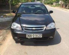 Cần bán xe Chevrolet Lacetti năm 2011, màu đen giá 245 triệu tại Thanh Hóa