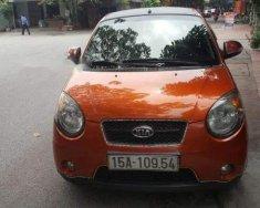 Cần bán lại xe Kia Morning sản xuất 2009, màu cam giá 290 triệu tại Hải Phòng
