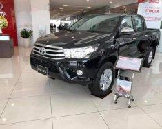 Bán Toyota Hilux 2.4G 4x4 sản xuất 2018, màu đen, 793tr giá 739 triệu tại Tp.HCM