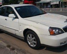 Bán ô tô Daewoo Magnus 2.0 AT sản xuất năm 2005, màu trắng chính chủ giá 150 triệu tại Tp.HCM