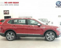 SUV 7 chỗ Tiguan Allspace màu đỏ giao ngay - nhập khẩu chính hãng Volkswagen, Hotline 090.898.8862 giá 1 tỷ 699 tr tại Tp.HCM