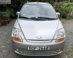 Cần bán lại xe Chevrolet Spark LT 0.8 MT sản xuất 2010, màu bạc  giá 168 triệu tại Bình Dương