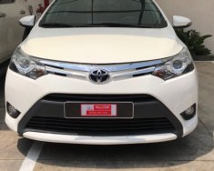 Bán xe Vios G sản xuất 2016 màu trắng  giá 555 triệu tại Tp.HCM