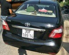 Bán Toyota Vios đời 2009, màu đen giá 245 triệu tại Hà Nội