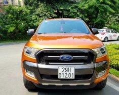Bán xe cũ Ford Ranger 3.2 AT sản xuất năm 2016, màu nâu giá 785 triệu tại Hà Nội