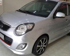 Cần bán gấp Kia Morning SX 1.1 MT Sport đời 2011, màu bạc giá 195 triệu tại Phú Thọ