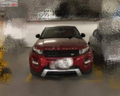 Cần bán lại xe LandRover Range Rover Evoque Dynamic sản xuất 2015, màu đỏ, nhập khẩu nguyên chiếc còn mới giá 2 tỷ 300 tr tại Hà Nội