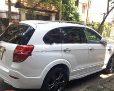 Bán xe Chevrolet Captiva Revv LTZ 2.4 AT đời 2016, màu trắng chính chủ giá 678 triệu tại Hà Nội