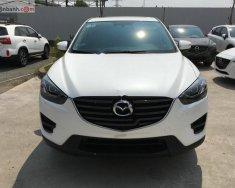 Bán Mazda CX 5 2.5 AT 2WD đời 2018, màu trắng, giá tốt giá 879 triệu tại Hà Nội