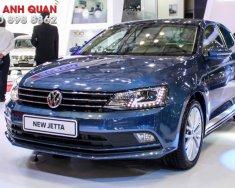 Bán Volkswagen Jetta xanh dương - nhập khẩu chính hãng, hỗ trợ mua xe trả góp, Hotline: 090.898.8862 giá 899 triệu tại Tp.HCM