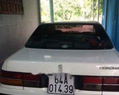 Cần bán xe Toyota Corona MT 1989, màu trắng  giá 70 triệu tại Vĩnh Long