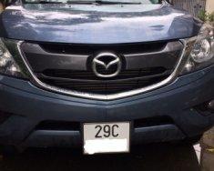 Bán Mazda BT 50 2.2 AT đời 2017, màu xanh lam  giá 620 triệu tại Hà Nội