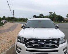 Cần Thơ Ford thanh lý xe Ford Explorer đời 2016, màu trắng giá 1 tỷ 990 tr tại Tp.HCM