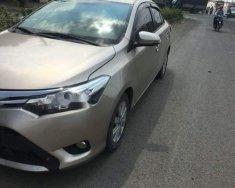 Bán xe Toyota Vios G đời 2016, màu vàng cát số tự động giá 505 triệu tại Đồng Nai