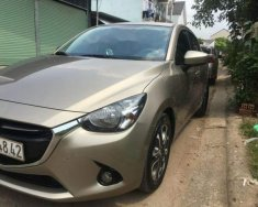 Cần bán lại xe Mazda 2 2016, màu vàng số tự động giá 465 triệu tại Đồng Nai