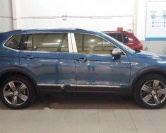 Bán xe Volkswagen Tiguan sản xuất năm 2018, màu xanh lam, nhập khẩu giá 1 tỷ 699 tr tại Hà Nội