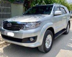 Cần bán lại xe Toyota Fortuner sản xuất 2012, màu bạc xe gia đình giá 676 triệu tại Tp.HCM