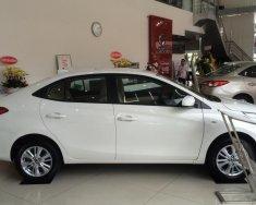 Bán Toyota Vios model 2019 all new - giá chuẩn toàn quốc, nhiều ưu đãi, vay 85% giá 531 triệu tại Tp.HCM