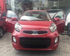 Bán xe Kia Morning EX MT 2018, màu đỏ giá 299 triệu tại Tp.HCM