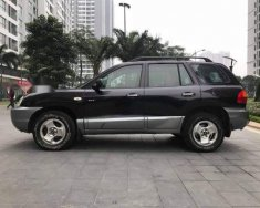 Bán Hyundai Santa Fe Gold màu đen, 7 chỗ, số tự động, máy dầu giá 255 triệu tại Hà Nội