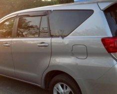 Cần bán lại xe cũ Toyota Innova MT 2017, màu xám giá 696 triệu tại Tp.HCM