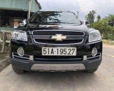 Cần bán gấp Chevrolet Captiva LTZ năm sản xuất 2011, màu đen ít sử dụng, giá chỉ 425 triệu giá 425 triệu tại Tp.HCM