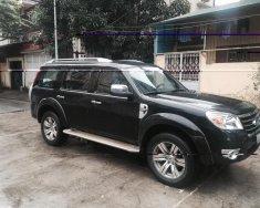 Bán Ford Everest 2.5 Limited, sx 2011, màu đen, đk 2012, xe cực đẹp giá 525 triệu tại Hà Nội