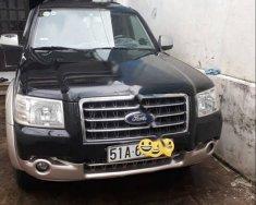 Bán ô tô cũ Ford Everest đời 2007, màu đen chính chủ giá 320 triệu tại Tp.HCM