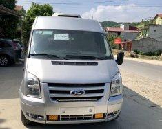 Bán ô tô Ford Transit sản xuất 2010, đăng kí 2011, màu bạc, giá tốt giá 386 triệu tại Thanh Hóa