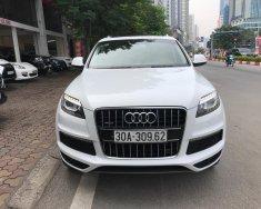 Audi Q7 2014 màu trắng giá Giá thỏa thuận tại Hà Nội