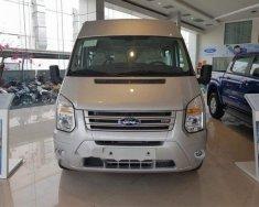 Bán xe Ford Transit Luxury sản xuất 2018, màu bạc giá 807 triệu tại Hà Nội