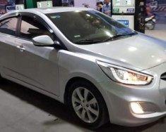 Bán Hyundai Accent AT đời 2015, màu bạc, giá chỉ 510 triệu giá 510 triệu tại Tp.HCM