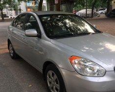 Bán Hyundai Accent 1.4 MT đời 2009, màu bạc  giá 230 triệu tại Hà Nội