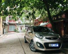 Cần bán cho thuê Kia Morning đời 2013, màu ghi vàng giá 245 triệu tại Hà Nội