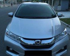 Cần tiền bán xe Honda City, sx 2015, số tự động, màu bạc giá 467 triệu tại Tp.HCM