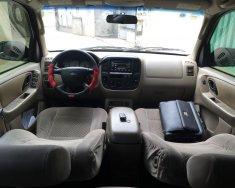Bán Ford Escape XLT năm 2004, màu đen giá 238 triệu tại Thái Nguyên