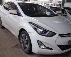 Bán Hyundai Elantra GLS 1.6AT 2014, màu trắng, đúng chất, biển TP, giá thương lượng giá 516 triệu tại Tp.HCM