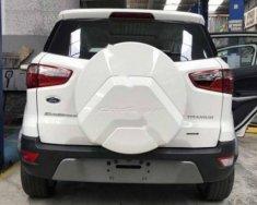 Bán ô tô Ford EcoSport sản xuất 2018, màu trắng sang trọng giá 632 triệu tại Hà Nội
