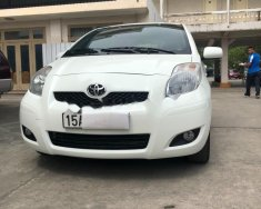 Cần bán lại xe Toyota Yaris đời 2011, màu trắng, nhập khẩu nguyên chiếc  giá 460 triệu tại Hải Phòng