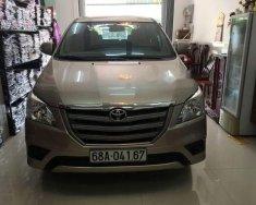 Bán Innova 12/2015 số sàn, màu ghi vàng giá 595 triệu tại An Giang