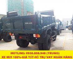 Xe ben Forland 6 tấn lốp lớn - động cơ mạnh mẽ - giá tốt LH 0938 808 946 giá 429 triệu tại Tp.HCM