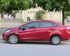 Cần bán Ford Fiesta năm 2011, màu đỏ số sàn giá cạnh tranh giá 295 triệu tại Hà Nội