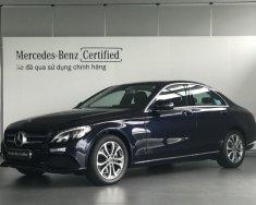 Bán Mercedes C200 2017 cũ, màu xanh đen mới 99% giá 1 tỷ 479 tr tại Tp.HCM